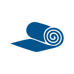 Spiked rubber mats